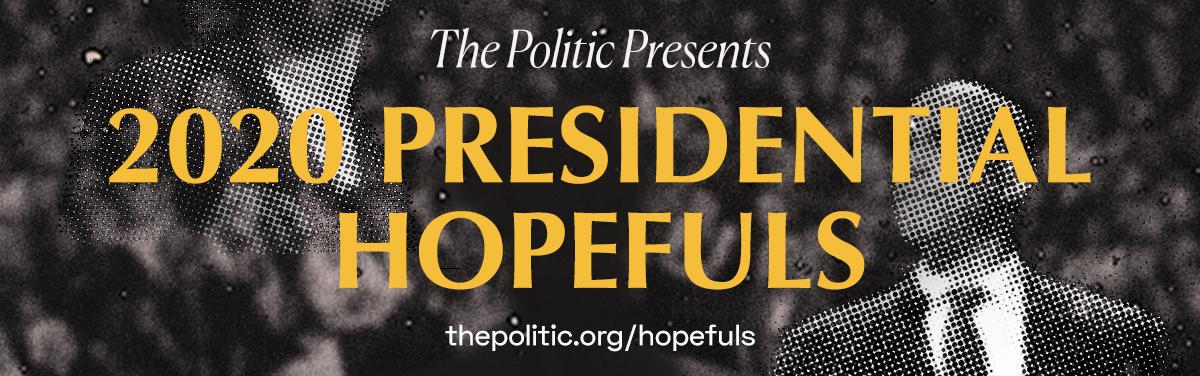 Presidential Hopefuls Minisite